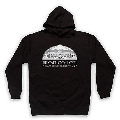 The Shining Unofficial The Overlook Hotel King Kubrick Adults & Kids Hoodie