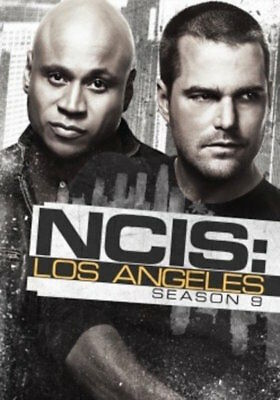 Ncis: Los Angeles Season 9 Dvd - The Complete Ninth Season [6 Discs] - New
