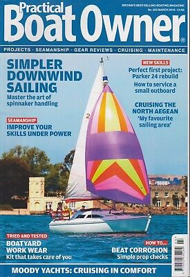Practical Boat Owner  No 623  March 2018
