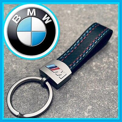 Bmw Double Sided Metal Keyring