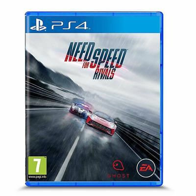 Need for Speed Rivals - PS4 IMPORT neuf sous blister