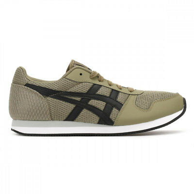 ASICS Curreo II Mens Aloe/Black Sneakers Trainers Shoes HN7A0.0890 Size