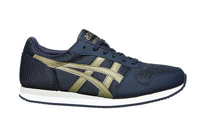 ASICS Curreo II Mens Peacoat/Aloe Sneakers Trainers Shoes HN7A0.5808 Size