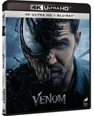 Venom (2018) (4K Ultra HD + Blu-Ray Disc)