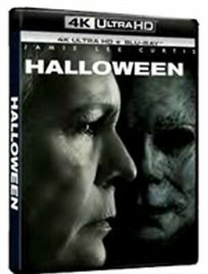 Halloween (2018) (4K Ultra HD + Blu-Ray Disc)