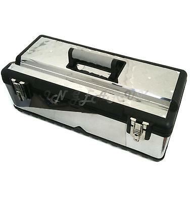 tool box case Stainless DIY home car large tools carry engineers garage storage