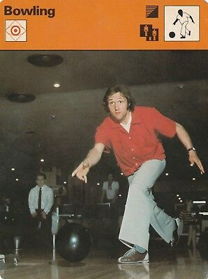 1977 Sportscaster BowlinG Skittles American Style # 05-05 NRMINT. / MINT
