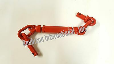 MAHINDRA TRACTOR STABILIZER SWAY CHECK CHAIN ASSEMBLY (single loop)