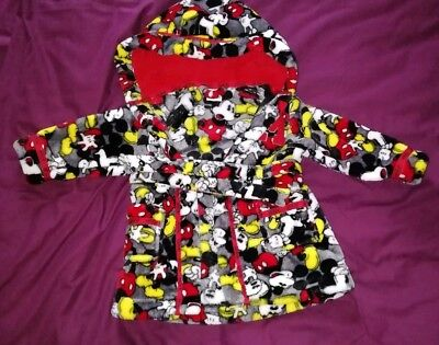 Mickey Mouse Baby boy Dressing Gown 9-12 months