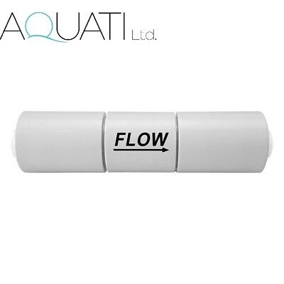 "RO Flow Restrictor: 300 350 420 550 800 1/4"" Push-fit for Reverse Osmosis System"
