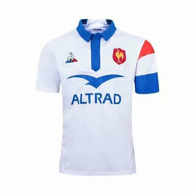 France Nations 18-19 Rugby Shirt
