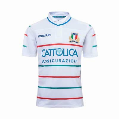 Italy Nations 18-19 Rugby Away Shirt jersey