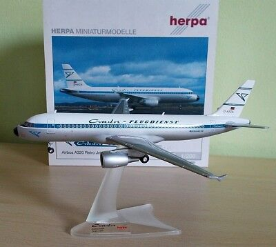 Herpa Wings 1:200 - Airbus A320 Condor Retro livery 555012