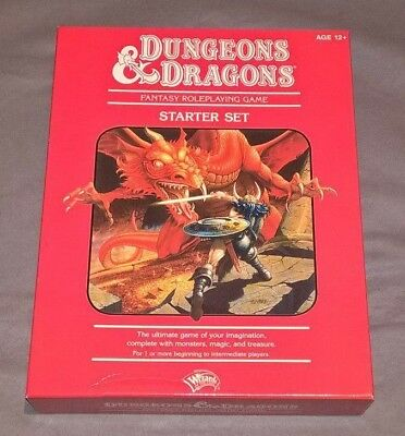 Dungeons & Dragons 4th Edition Starter Set
