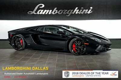 2014 Lamborghini Aventador LP 700-4 NAV+RR CAM+BLACK DIONE WHEELS+BRANDING+TRANSPARENT ENGINE+POWER/HEATED SEATS