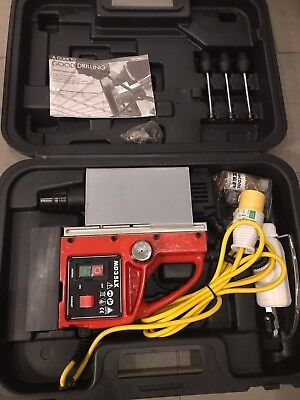 Alfra MD35LX 110V Rotabroach cutter & carry case