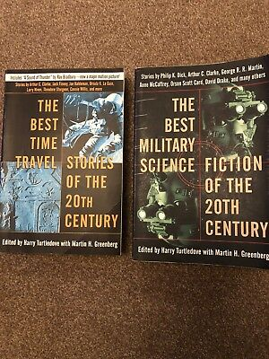 Sience Fiction Books, Compilations