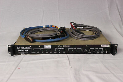 Telecast CopperHead Base Station with cables