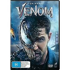 Venom Dvd, New & Sealed, 2019 Release, Free Post