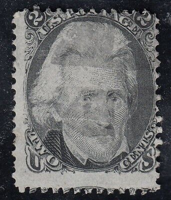 TDStamps: US Stamps Scott#73 2c Jackson Used CV$65.00
