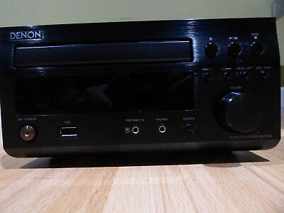 Denon CD Receiver RCD-M37DAB Plus Remote USB