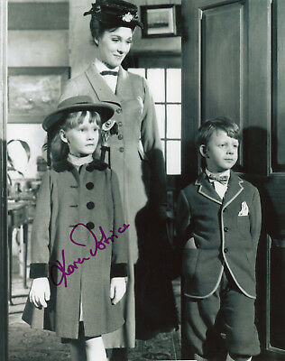Karen DOTRICE (Mary POPPINS) AUTOGRAPHE Autograph Autogramm PHOTO SIGNEE signed