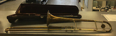 1937 H.N. White King Liberty Trombone w/Orignal Case