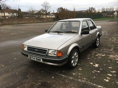Ford Orion Mk1 1.6 GL . 61,000 miles. Very Good Condition.