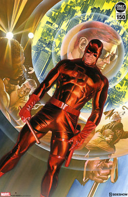 Sideshow Art Print Daredevil: The Man without Fear 98/150 unframed