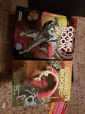 Overstreet 2017/18 Comic Book Price Guides #47 & 48 Hardcover  Hc