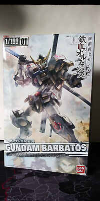 Bandai Iron-Blooded Orphans Gundam GUNDAM BARBATOS 1/100 scale Kit