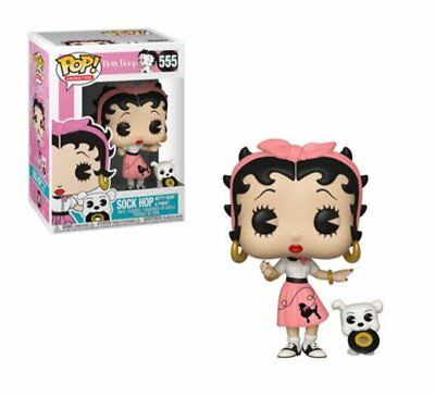 Pop! Animation: Sock Hop Betty Boop & Pudgy