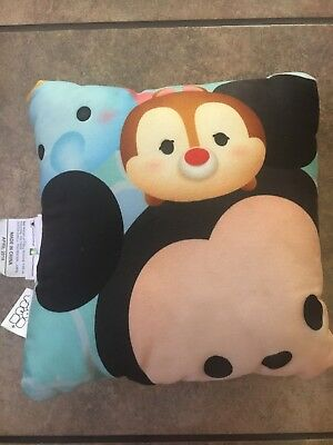 Super Cute Tsum Tsum Disney Pillow - 10""