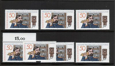 Germany, West, 1977, Centenary of Telephone in Germany, SC1261, SG1837