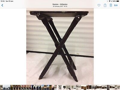 Coffin Stool Maybe