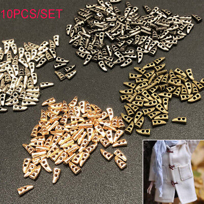 Mini coat Blythe DIY Doll Clothes Metal Horn Buttons  Pullip Clothing Sewing