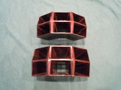 Vintage Altec Lansing High Frequency Multicell Horns For 604C,D,E,G  New