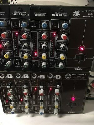 Kepex Tr804 Valley People Gain Brain 2, Compressor and gates