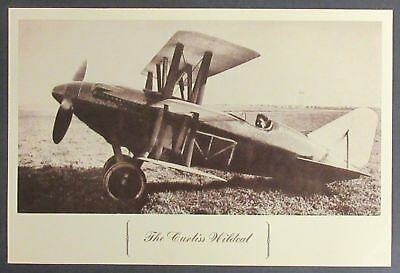 The Curtiss Wildcat Racing Plane Postcard - large