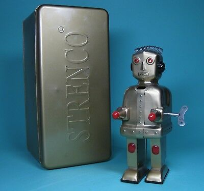 Schöner Roboter St1 Golden Robot Strenco Re Edition *****