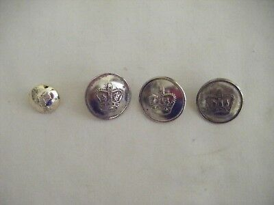 Collection of Australian Military Buttons.A.J Parkes Brisbane/Stokes & Sons Melb