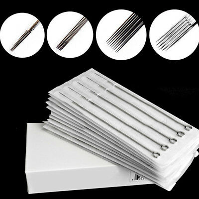 Premium Tattoo Needles for DIY Hand Poke Stick & Poke 3 5 7 and 9RL Round Liner