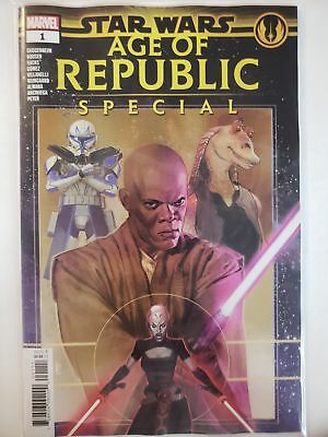 Star Wars Age of Republic Special #1 Marvel NM Comics Book