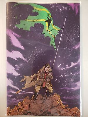 Firefly #3 FOC Johnson Incentive BOOM! NM Comics Book