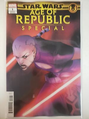 Star Wars Age of Republic Special #1 Pham Variant Marvel NM Comics Book