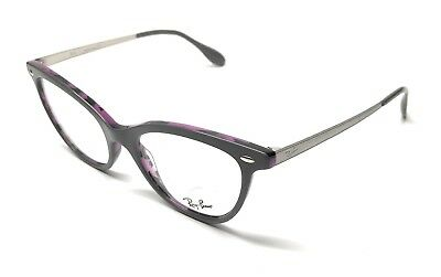 2d0ef6c283616 NEW RAY BAN Rb 5360 5715 Beige Authentic Eyeglasses Frame Rb5360 Rx ...