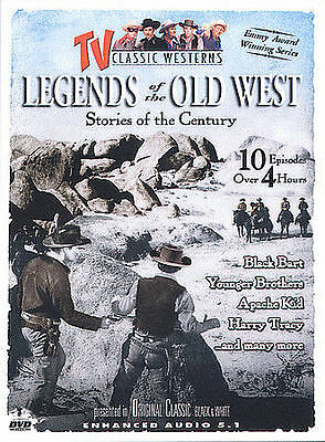 TV Classic Westerns - Legends of the Old West: Stories of the Century - Vol....