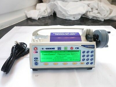 Smiths Medical Medfusion 3500 Portable Syringe Infusion Iv Patient Pump Driver