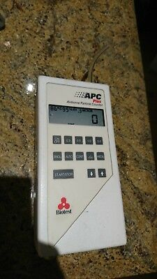 BIOTEST 942300 APC Plus Airborne Particle Counter