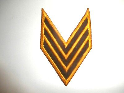 Royal Rangers Advanced Rating Three Stripes Patch